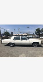 1987 Cadillac Brougham for sale 101185564