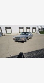 1987 Cadillac Brougham for sale 101368962