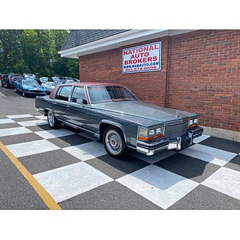 1987 Cadillac Brougham for sale 101593570