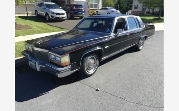 1987 Cadillac Brougham for sale 101629622