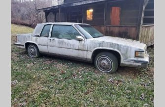 1987 Cadillac De Ville Coupe for sale 101461106