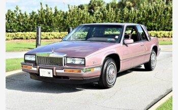 1987 Cadillac Eldorado Coupe for sale 101242075