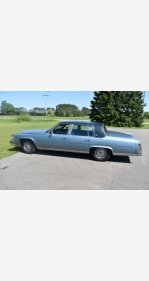 1987 Cadillac Fleetwood for sale 101183530