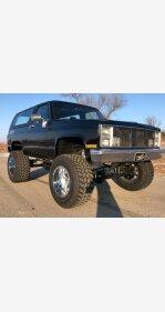 1987 Chevrolet Blazer 4WD for sale 101027615