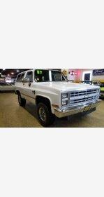 1987 Chevrolet Blazer 4WD for sale 101098817