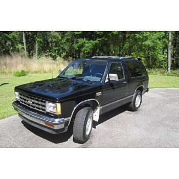 1987 Chevrolet Blazer for sale 101130842