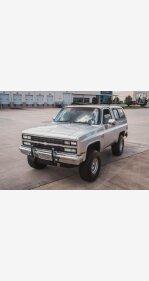 1987 Chevrolet Blazer 4WD for sale 101185035