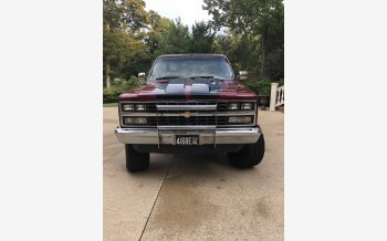 1987 Chevrolet Blazer 4WD for sale 101223024