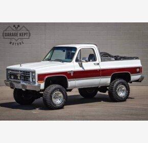 1987 Chevrolet Blazer 4WD for sale 101334424