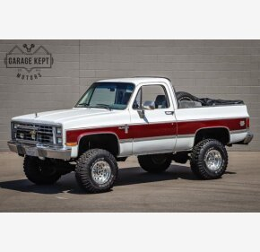 1987 Chevrolet Blazer 4WD for sale 101334424