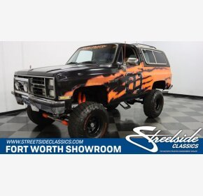 1987 Chevrolet Blazer for sale 101345643