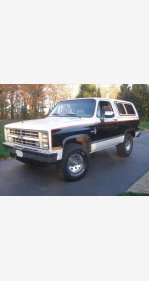 1987 Chevrolet Blazer for sale 101407212