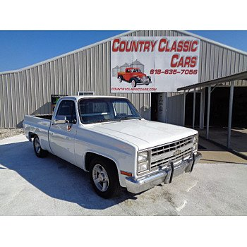 1987 Chevrolet C/K Truck for sale 101008739