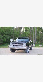 1987 Chevrolet C/K Truck 4x4 Regular Cab 1500 for sale 101294254