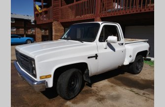1987 Chevrolet C/K Truck Custom Deluxe for sale 101333266