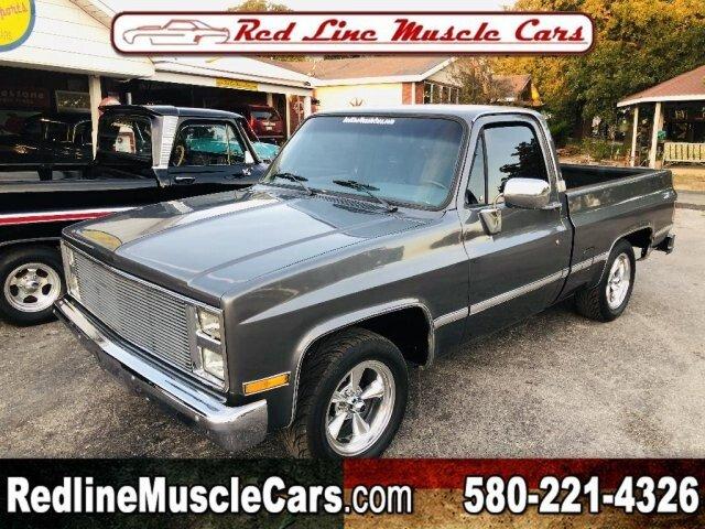 1987 Chevrolet C K Truck Classics For Sale Classics On Autotrader