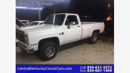 1987 Chevrolet C/K Truck 4x4 Regular Cab 1500 for sale 101066327