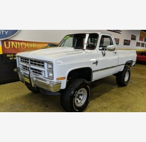 1987 Chevrolet C/K Truck 4x4 Regular Cab 1500 for sale 101101336