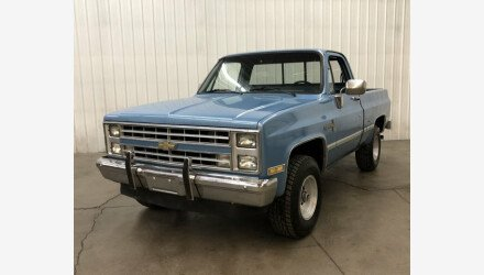 1987 Chevrolet C/K Truck for sale 101110067