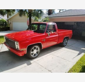 82 custom chevy trucks