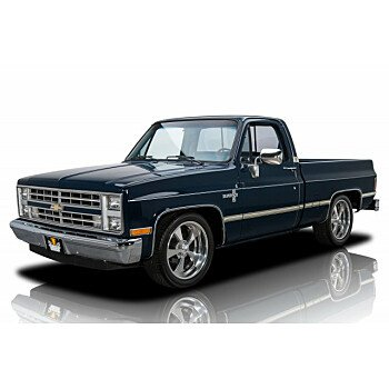 1987 Chevrolet C/K Truck 2WD Regular Cab 1500 for sale 101151762