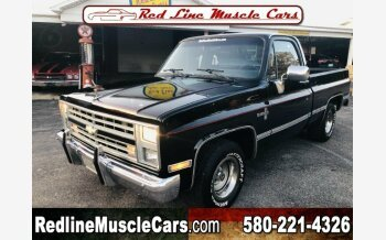 1987 Chevrolet C/K Truck 2WD Regular Cab 1500 for sale 101173027