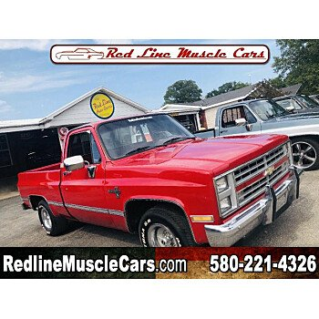 1987 Chevrolet C/K Truck 2WD Regular Cab 1500 for sale 101180450