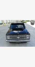 1987 Chevrolet C/K Truck 2WD Regular Cab 1500 for sale 101190243