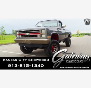 1987 Chevrolet C/K Truck 4x4 Regular Cab 1500 for sale 101197083
