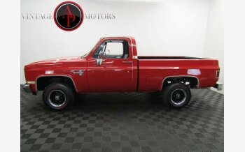 1969 Chevrolet C/K Truck Classics for Sale - Classics on