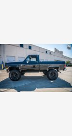 1987 Chevrolet C/K Truck 4x4 Regular Cab 1500 for sale 101222885