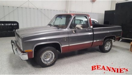 1987 Chevrolet C/K Truck Silverado for sale 101226891