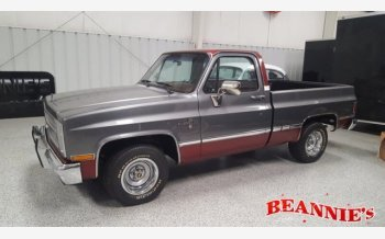 1987 Chevrolet C/K Truck 2WD Regular Cab 1500 for sale 101226891