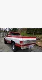 1987 Chevrolet C/K Truck 4x4 Regular Cab 1500 for sale 101316402