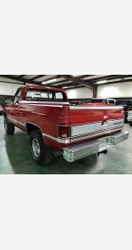 1987 Chevrolet C/K Truck 4x4 Regular Cab 1500 for sale 101326684