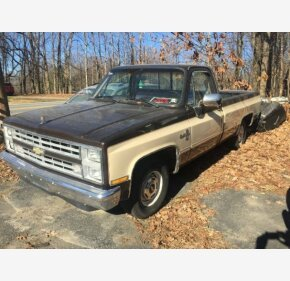 1987 Chevrolet C/K Truck for sale 101330396