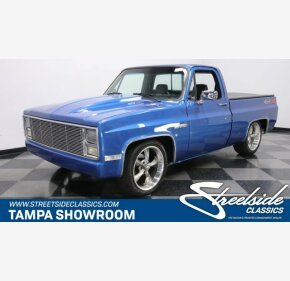 1987 Chevrolet C/K Truck for sale 101335923