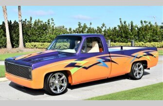 1987 Chevrolet C/K Truck Custom Deluxe for sale 101341061
