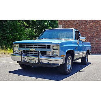 1987 Chevrolet C/K Truck for sale 101353739