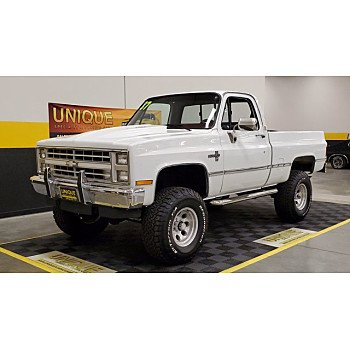 1987 Chevrolet C/K Truck for sale 101359897