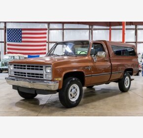 1987 Chevrolet C/K Truck for sale 101362386