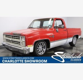 1987 Chevrolet C/K Truck Custom Deluxe for sale 101372941
