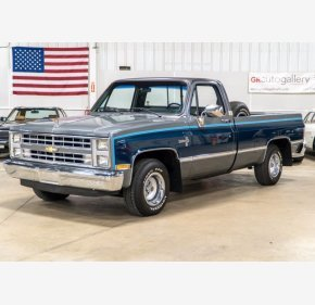 1987 Chevrolet C/K Truck for sale 101376575