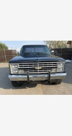 1987 Chevrolet C/K Truck 4x4 Regular Cab 1500 for sale 101388901