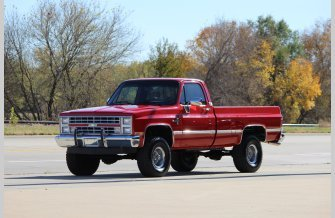 1987 Chevrolet C/K Truck 4x4 Regular Cab 1500 for sale 101391567