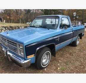 1987 Chevrolet C/K Truck for sale 101398922