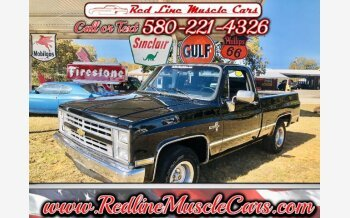 1987 Chevrolet C/K Truck for sale 101400331