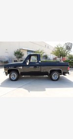 1987 Chevrolet C/K Truck 2WD Regular Cab 1500 for sale 101404498