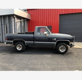 1987 Chevrolet C/K Truck 4x4 Regular Cab 1500 for sale 101404937