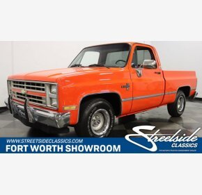 1987 Chevrolet C/K Truck Silverado for sale 101406422
